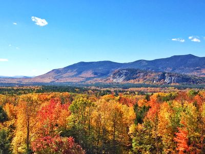Photo for Newly Renovated & Amazing Views! Cozy Mountain House-AC-Pool-near StoryLand