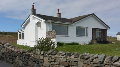 Photo for Beautiful 10 person modern bungalow in Bruichladdich with stunning views