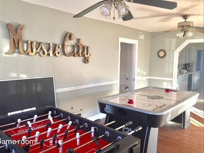 Photo for Family Oasis, Hot Tub, Game Room