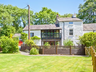 Photo for Gorgeous riverside cottage close to the shores of Coniston Water