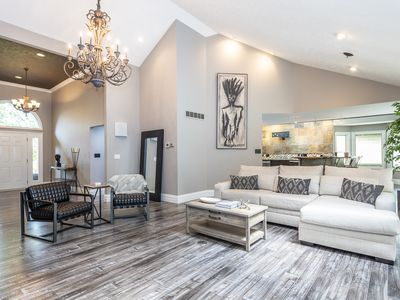 Photo for Family and Friends Entertainment Home +Theater  LOCATION LOCATION LOCATION!