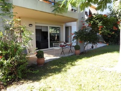 Photo for AIX EN PROVENCE APARTMENT T3 ON GARDEN