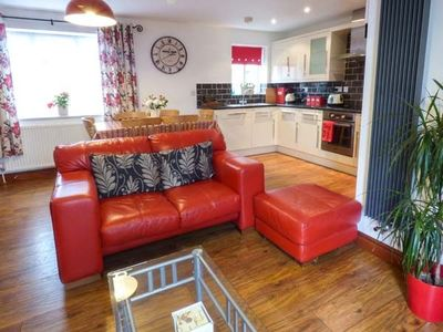 Photo for Stunning, Luxury Barn Conversion, Situated On A Working Family Farm