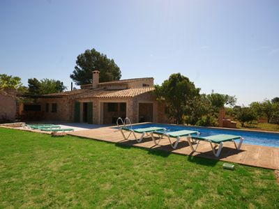 Photo for Finca Can Sitjar - House for 6 people in Porreras