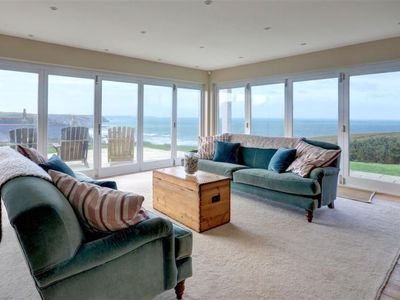 Photo for Vacation home East Cliff  in St. Agnes, South - West - 8 persons, 4 bedrooms