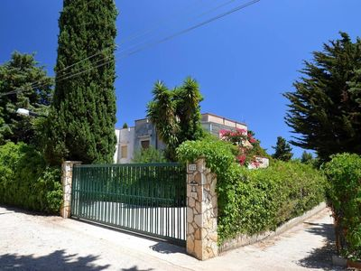 Photo for Spacious Villa Vignazza apartment in Scopello with WiFi, integrated air conditioning, private parki…