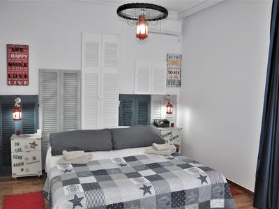 Photo for BRAND NEW APT WITH HAND-MADE FURNITURE-ACCESSORIES