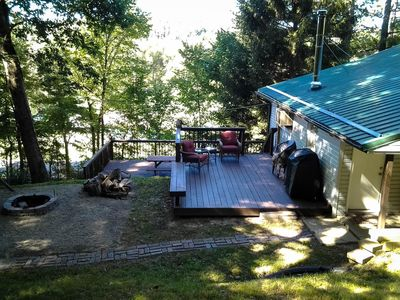 Photo for Beautiful Hillside Cottage Getaway With FREE Wi-Fi,Fireplace And Fire Pit
