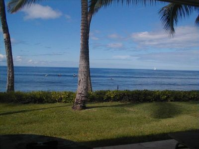 Photo for Dramatic Oceanfront 3 Bedroom  HOT SANDS SURF SPOT RIGHT OUT FRONT!!!