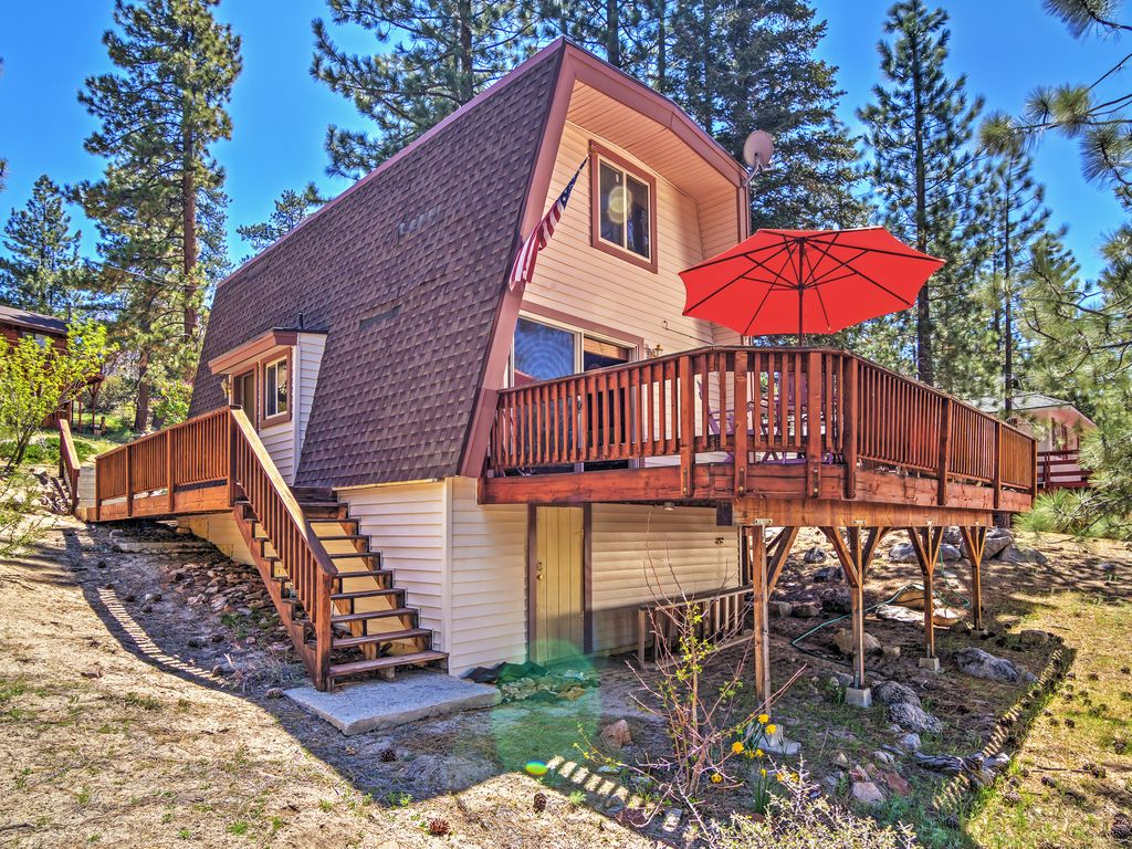 united frame to cabins wild americas in door vacation red cabin yosemite the rentals a states california