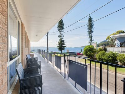 Photo for 1 'Shoal Towers', 11 Shoal Bay Road - fantastic unit across the road from beach