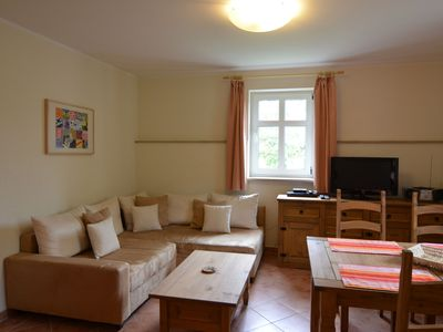 Photo for Luxurious apartment in a quiet location in Brandenburg near the Schwielochsee