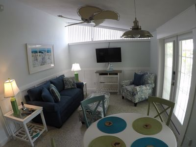Photo for Tranquil Anna Maria Island Resort, Unit 3... Only 4 units, all amenities, VIDEO
