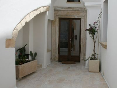 Photo for Luxurious holiday home rental in historical old town apartment, Puglia