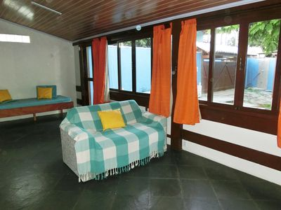 Photo for House with WIFI 500 m from Peró beach
