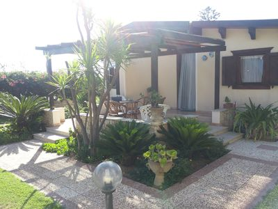 Photo for 3BR Villa Vacation Rental in Punta Secca, Sicilia