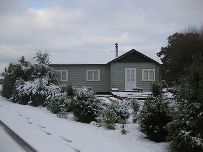 Photo for Cottage Near Junction - Ohakune Holiday Home