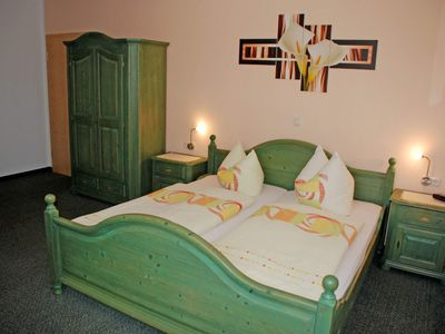 Photo for 04 Double Room - Selliner Pension am Waldrand