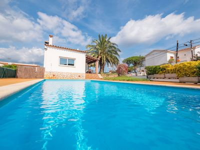 Photo for Club Villamar - Attractive property with private pool and a nice terrace with barbecue