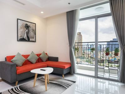 Photo for YUSTAY | City View Service Apartment at Vinhomes