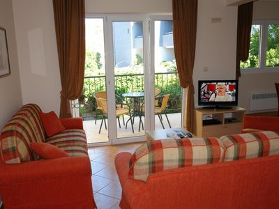 Photo for Franeta One-bedroom Apartment, first floor, garden view No.4