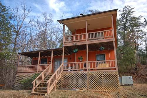 Eagles paradise chalet in pigeon forge vrbo for Eagles view cabin sevierville tn