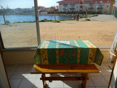 Photo for 1BR Apartment Vacation Rental in PORT LA NOUVELLE