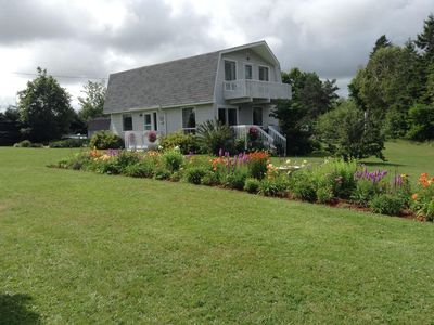 Photo for Waterfront Cottage - Gorgeous Views - Tyne Valley