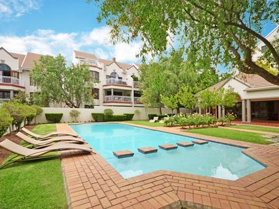 Photo for The secret luxury hideaway in the exclusive suburb of Rivonia.