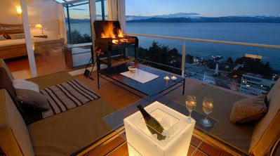 Photo for TD3 - Amazing 2-Level 3 Bedroom Apartment - Balcony and Lake Views