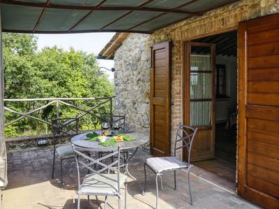Photo for Vacation home Casa Il Fienile  in Casole d'Elsa (SI), Siena and surroundings - 6 persons, 2 bedrooms
