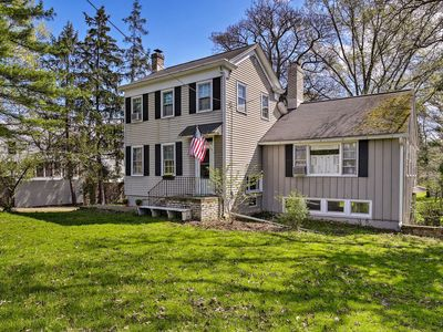 Photo for NEW! Charming Tivoli Home w/Patio, by Town & Shops