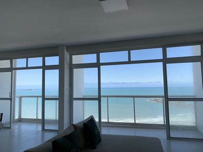 Photo for APARTMENT TOTAL SEA FRONT, HIGH STANDARD.