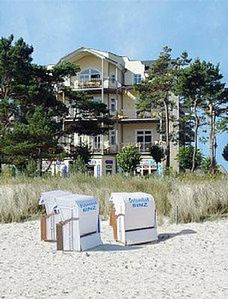Photo for Holiday apartment Binz for 4 persons with 2 bedrooms - Holiday apartment in a villa