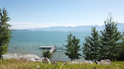 Photo for Flathead Lake Shoreline Vacation Home