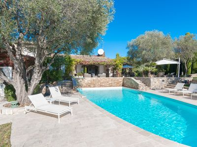 Photo for La Bastide du Hameau - Villa for 12 people in Mougins