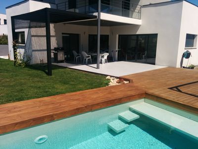 Photo for Very nice contemporary house for rent
