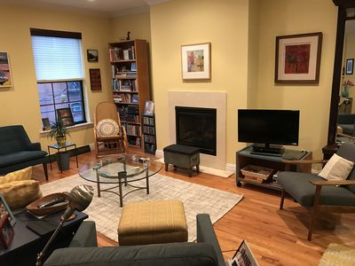 Photo for Bright, nicely furnished 2 bedroom, 2 full bath condo apartment in Red Hook