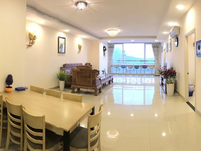 Photo for Himika Home: Suite 3BR, near Beach, Superb city view