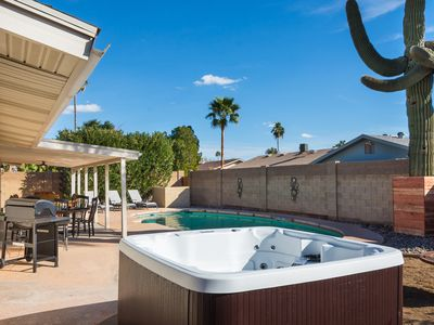Photo for Sale: Old Town Scottsdale 5 Bed 2 bath  Large Pool & New Hot Tub- Sleeps 14