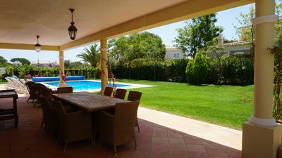 Photo for 5BR House Vacation Rental in Vila Sol, Faro