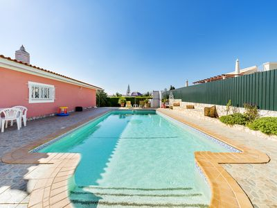 Photo for Villa with private pool near Carvoeiro Beach