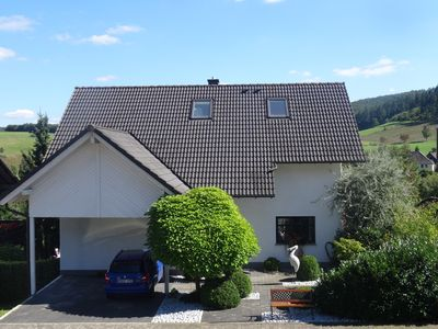 Photo for NEW! NEW! Modern apartment near Sorpesee, ideal for hiking, cycling and golfing.
