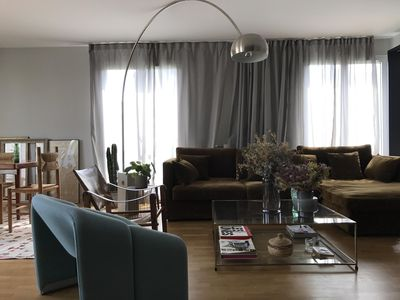 Photo for 2BR Apartment Vacation Rental in Pantin, Île-de-France