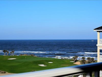 Photo for Penthouse with Beautiful Ocean/Golf Views!