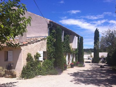 Photo for House With Private Pool, Surrounded By Vineyards, 5 Minutes To Village