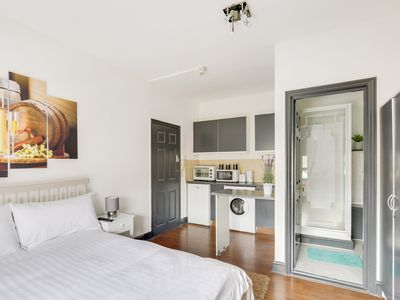 Photo for Modern Apartment in Central London - Next to Tube Station