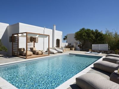 Photo for Villa Aiolos, Paros, Greece