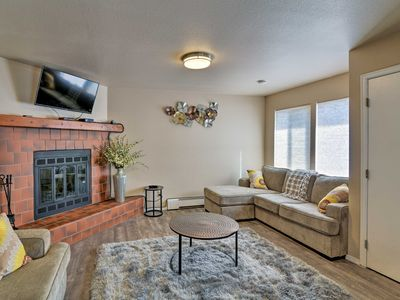 Photo for NEW! Updated Anchorage Apt w/ Easy Airport Access!