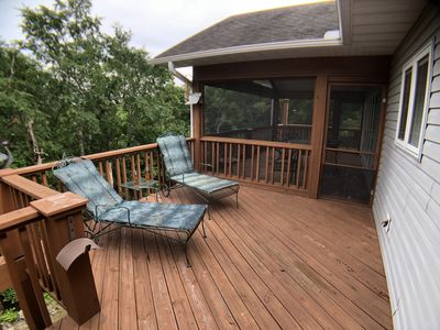 Photo for Indian Point Lake House, Waterfront! Deepest/Clearest Boating in the Beaver Lake Area